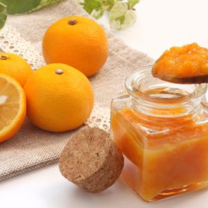Confiture d'orange amères